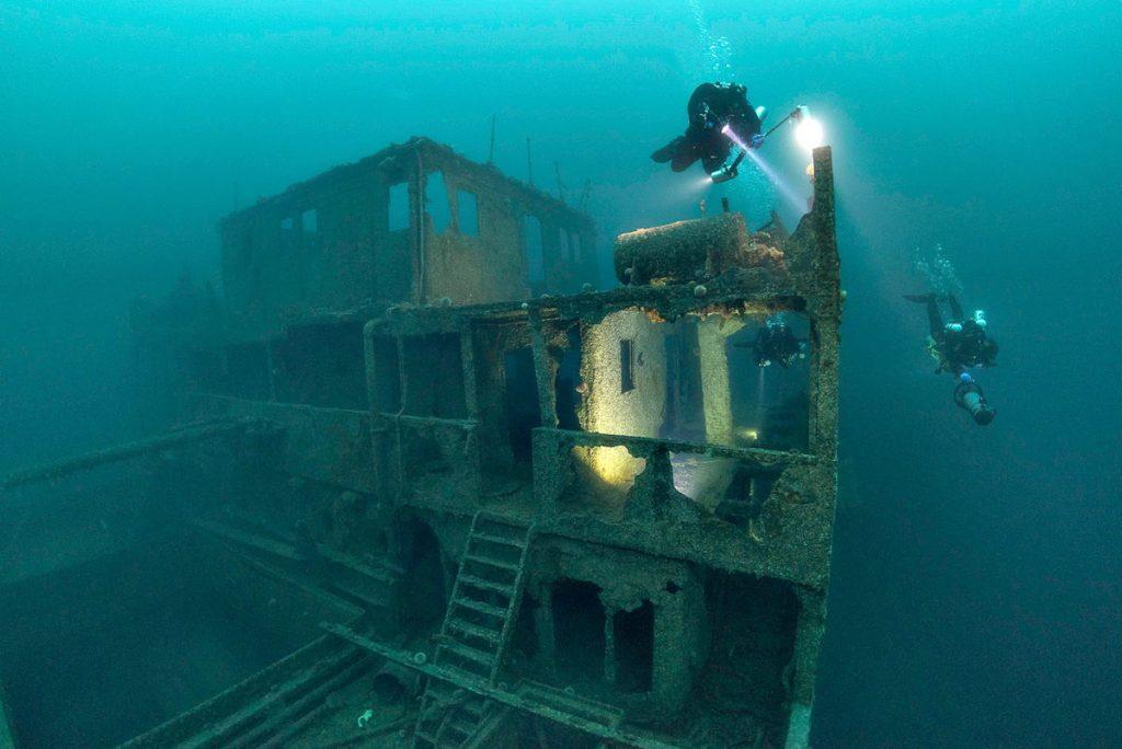 Frankenwald shipwreck