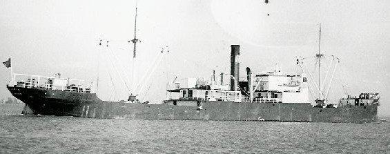 Steamship Anna Sofie