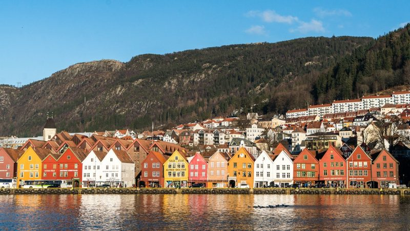 Norway: Fjords, Scenery, Shipwrecks
